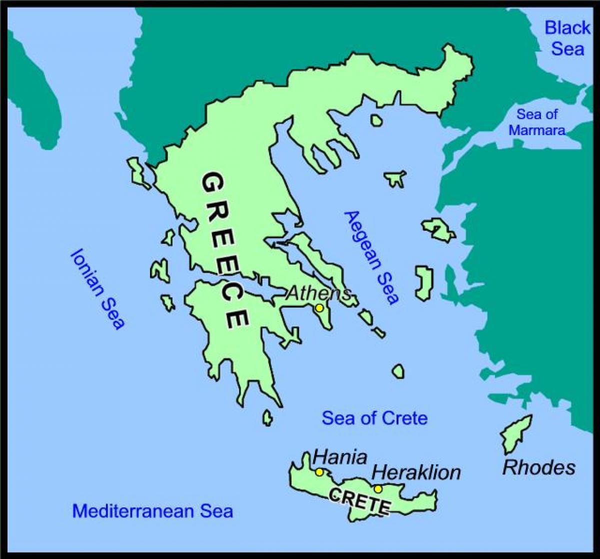 Kreta Vakantie Informatie En Tips Griekenland Net
